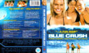 BLUE CRUSH (2001) R1 DVD Covers & Label