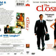 THE CLOSET (2001) R1 DVD Cover & Label