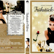 FRUHSTUCK BEI TIFFANY (BREAKFAST AT TIFFANY'S) (1961) R2 GERMAN BLU-RAY COVER & LABEL