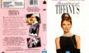 BREAKFAST AT TIFFANY'S (1961) R1 DVD COVER & LABEL