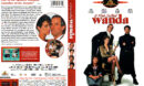 A FISH CALLED WANDA (1988) R1 DVD COVER & LABELS