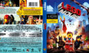 The Lego Movie (2014) R1 4K UHD Blu-Ray Cover