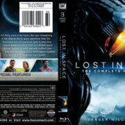 Lost In Space: Season 1 (2018) R1 Blu-Ray Cover