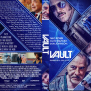 Vault (2019) R1 Custom DVD Cover