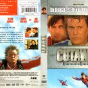 CUTAWAY (2000) R1 DVD COVER & LABEL
