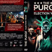 The Purge - Election Year (2016) R2 German DVD Cover