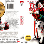 102 DALMATIANS (2000) R1 DVD COVER & LABEL
