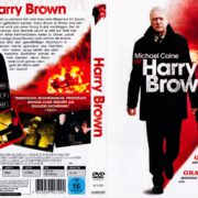 Harry Brown (2010) R2 German DVD Cover