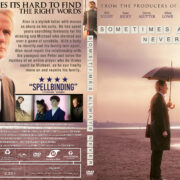 Sometimes Always Never (2018) R1 Custom DVD Cover