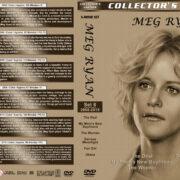 Meg Ryan Filmography - Set 6 (2008-2015) R1 Custom DVD Covers