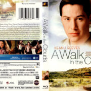A WALK IN THE CLOUDS (1995) R1 BLU-RAY Cover & Label