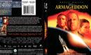 ARMAGEDDON (2010) R1 BLU-RAY Cover & Label