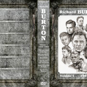 Richard Burton Filmography - Volume 1 (1949-1952) R1 Custom DVD Covers