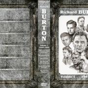 Richard Burton Filmography - Volume 1 (1949-1952) R1 Custom DVD Covers