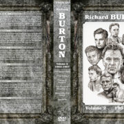 Richard Burton Filmography - Volume 2 (1953-1957) R1 Custom DVD Covers