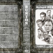 Richard Burton Filmography - Volume 7 (1969-1971) R1 Custom DVD Covers