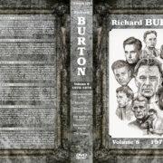Richard Burton Filmography - Volume 8 (1972-1974) R1 Custom DVD Covers