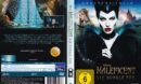 Maleficent - Die Dunkle Fee (2014) R2 German DVD Cover