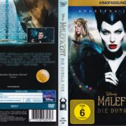 Maleficent - Die Dunkle Fee (2014) R2 German DVD Cover