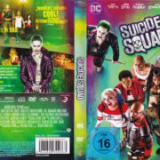 Suicide Squad (2016) R2 German DVD Cover