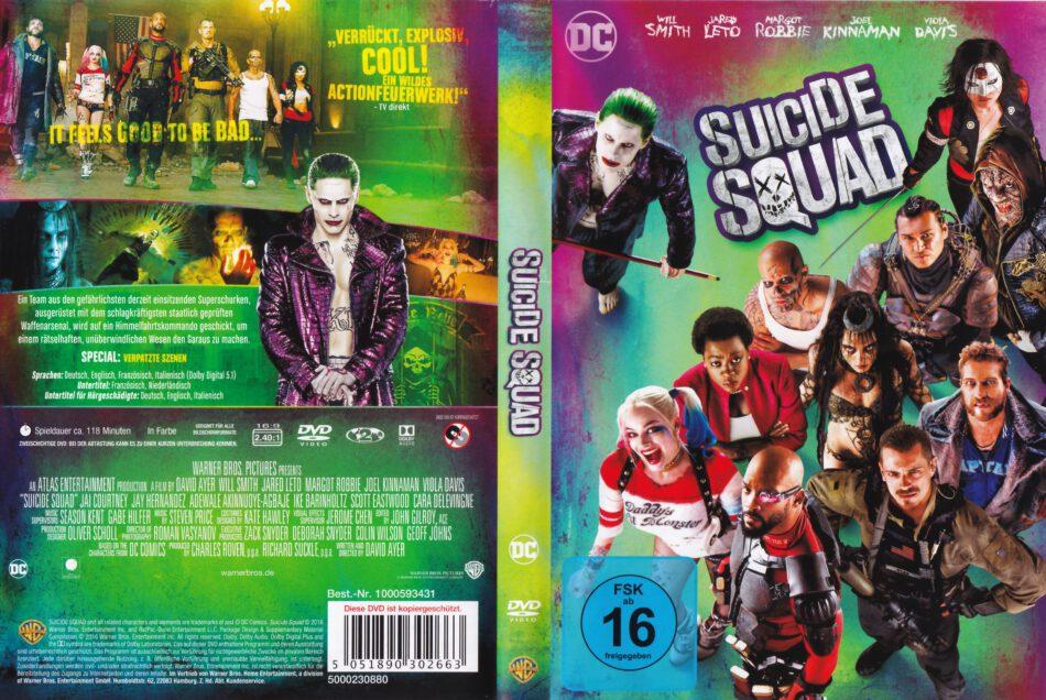 Suicide Squad Download German