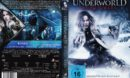 Underworld - Blood Wars (2017) R2 German DVD Cover