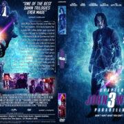 John Wick: Chapter 3 Parabellum R1 (2019) Custom DVD Cover V2