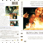 BOYS ON THE SIDE (1995) R1 DVD COVER & LABEL