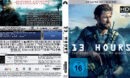 13 Hours - The Secret Soldiers of Benghazi (2016) R2 German Custom 4K UHD Covers & Labels