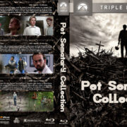 Pet Sematary Collection R1 Custom Blu-Ray Cover V2