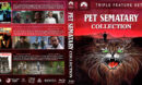 Pet Sematary Collection R1 Custom Blu-Ray Cover V3