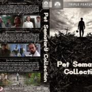 Pet Sematary Collection R1 Custom DVD Cover V2