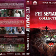 Pet Sematary Collection R1 Custom DVD Cover V3