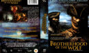 BROTHERHOOD OF THE WOLF CE (2001) R1 DVD COVER & LABELS
