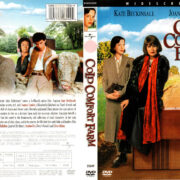COLD COMFORT FARM (2002) R1 DVD COVER & LABEL