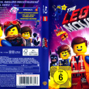 The Lego Movie 2 (2019) R2 German Blu-ray Cover