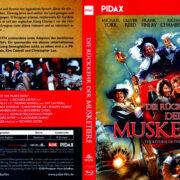 Die Rückkehr der Musketiere (1989) R2 German Blu-Ray Covers