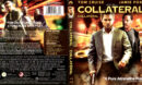 COLLATERAL (2004) R1 BLU-RAY COVER & LABEL
