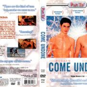 COME UNDONE (2001) R1 DVD COVER & LABEL