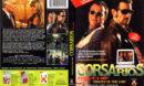 CORSARIOS DEL CHIP (1996) R1 DVD COVER & LABEL