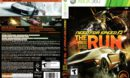 Need For Speed The Run Xbox 360 Cover & Label