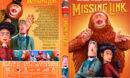 Missing Link (2019) R1 Custom DVD Cover