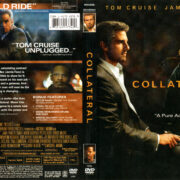 COLLATERAL (2004) R1 DVD COVER & LABELS