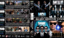 Men in Black 4-Pack R1 Custom Blu-Ray Cover