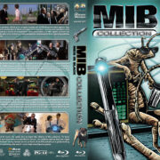 Men in Black Collection R1 Custom Blu-Ray Cover