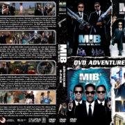 Men in Black 4-Pack R1 Custom DVD Cover