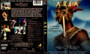 ARIA (1987) R1 DVD COVER & LABEL
