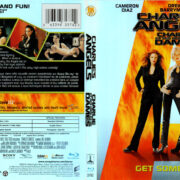 CHARLIE'S ANGELS (2000) R1 BLU-RAY COVER & LABEL