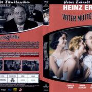 Vater, Mutter und neun Kinder (1958) R2 German Blu-Ray Covers