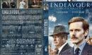 Endeavour - Season 6 (2019) R1 Custom DVD Cover & Labels